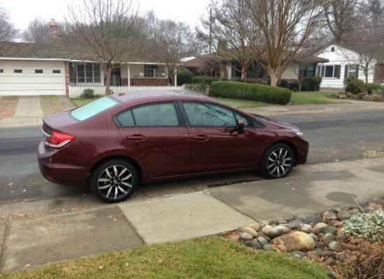 The 2014 Honda Accord Hybrid will be rated at 50 mpg.