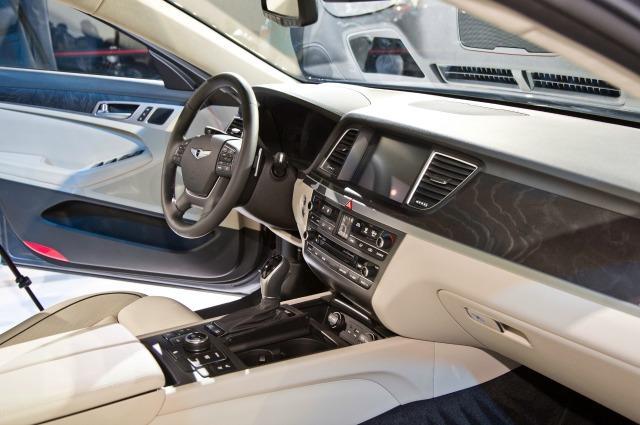 2015 Hyundai Genesis More Car Less Snob Appeal