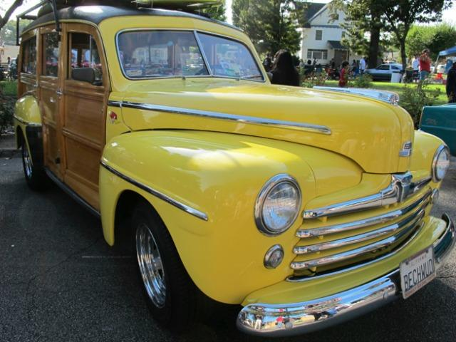 More than 2,000 vehicles will be participating in the Cruisin' Reunion in 2-14.