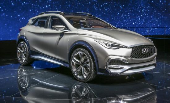 Hyundai, Infiniti among world debuts at LA Auto Show