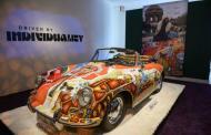 Janis Joplin's psychedelic Porsche fetches $1.76 million