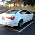 The 2014 Kia Cadenza is the most luxury to date the South Korean manufacturer has debuted.