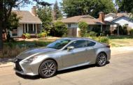 2016 Lexus RC 200t: Redefines entry level luxury sports car