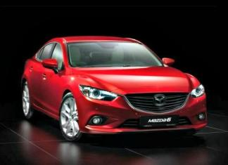 The 2014 Mazda6 is challenging longtime sedan leader Toyota Camry and Honda