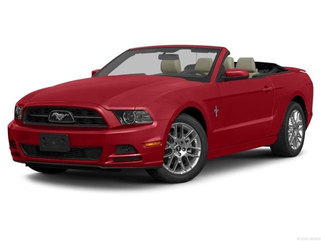 2014 Ford Mustag Convertible