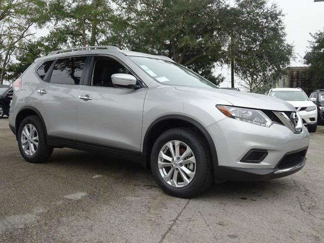 The 2015 Nissan Rogue is a carry over from the second generation debut in 2015.