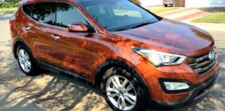 The 2013 Hyundai Santa Fe Sport has been redesigned.