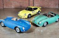 Jerry Seinfeld ready to unload three rare Porsche rarities