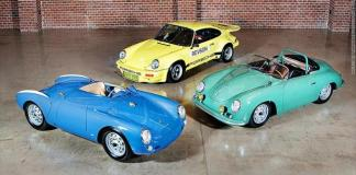 Three of Jerry Seinfield's rare Porsches are set for auction.