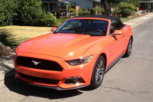 2015 Ford Mustang: Iconic muscle car turns 50 in style