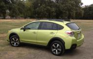 2014 Subaru XV Crosstrek gets debut hybrid trim