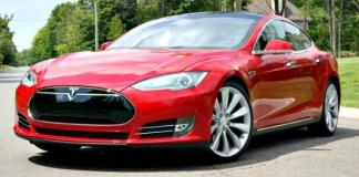 The 2014 Tesla is the most fuel-efficient car in the U.S. priced at more than $50,000.