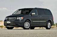 2014 Chrysler Town & Country: Upscale minivan