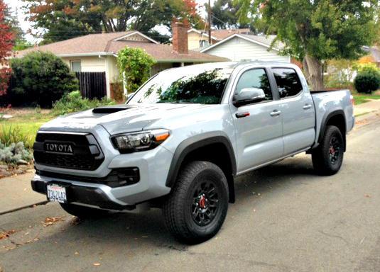 2017 Toyota Tacoma Trd Pro Ruggedness Defined