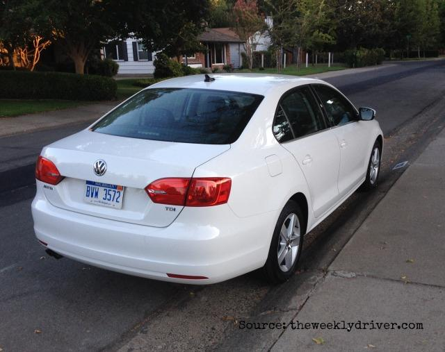 The Volkswagen TDI is THeWeeklyDriver.com's 2014 Car of the Year.