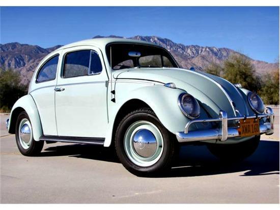 1962 Volkswagen