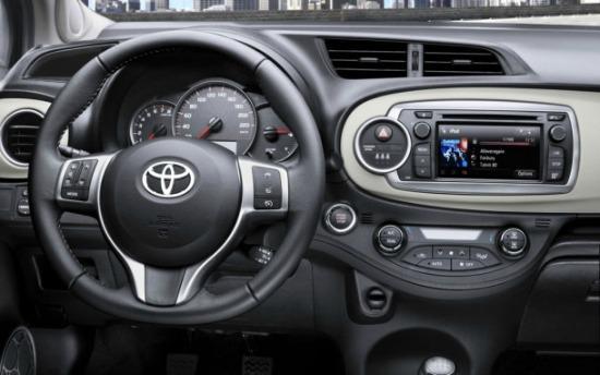 2015 Toyota Yaris Debuts As Euro Style Entry Level Sedan