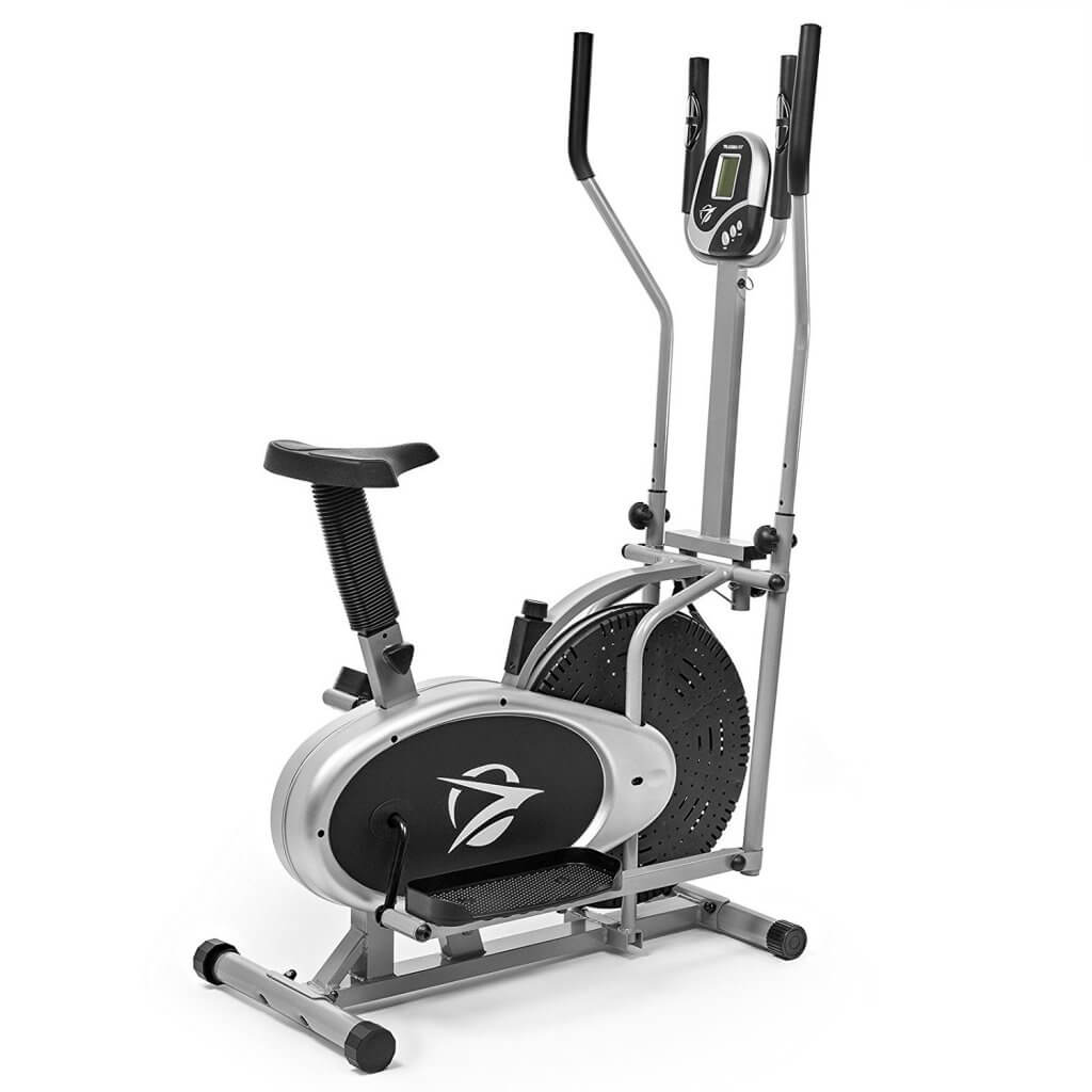 Plasma Fit Elliptical Machine Trainer Review