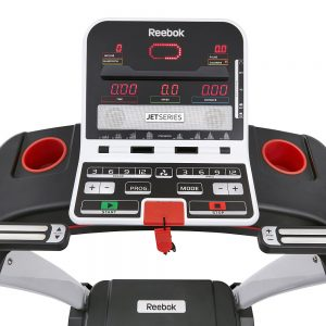Dashboard of Jet 100 Treadmill