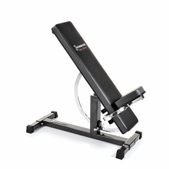 Review of IronMaster Super Bench - Best Adjustable Weight Bench For Lifting