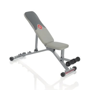 Review of Universal 5 Position Weight Bench