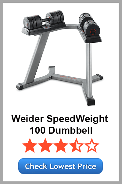 Weider SpeedWeight 100