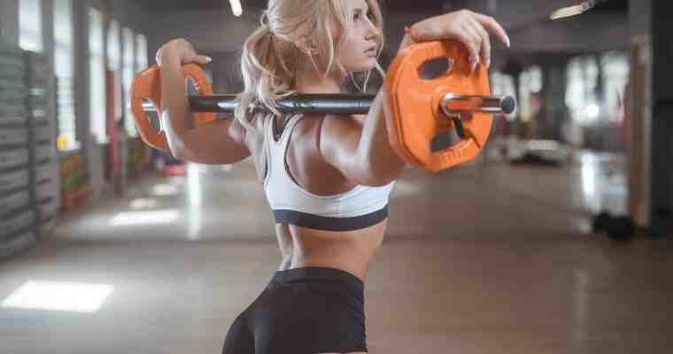 The Best Booty Workout To Help You Build A Breathtaking Booty