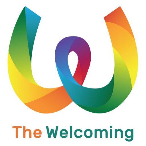 Welcoming logo