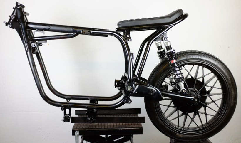 Bmw R80 Cafe Racer Subframe | Amatmotor co
