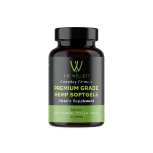 cbd softgels hemp capsules