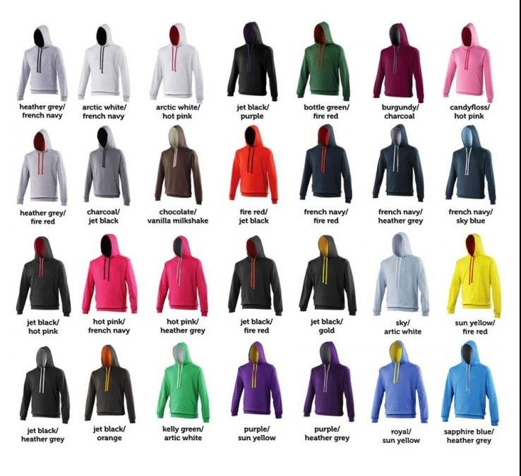 Pre-order your Xtrem Hoodie here
