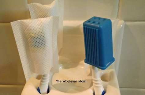 Tooth brush covers compared