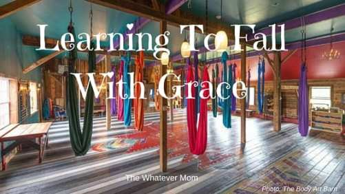 Learning to Fall With Grace