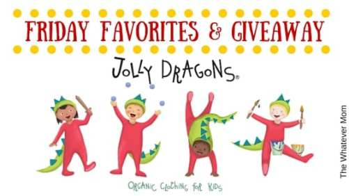 Jolly Dragons Organic Kids Clothes