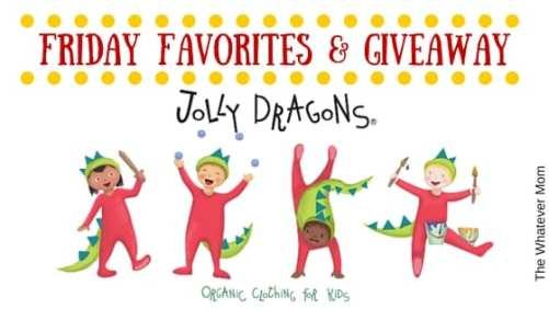 Jolly Dragons Organic Kids Clothes