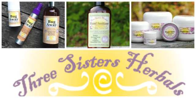 3 sisters collage