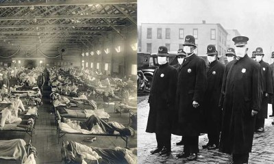 What was Spanish Flu Which Infected One Third Of Worlds Population