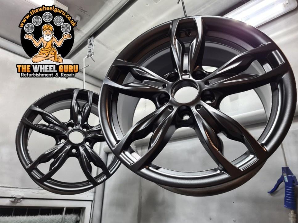 Wheels Refurbishment