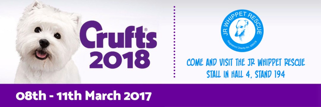 Crufts 2018 banner