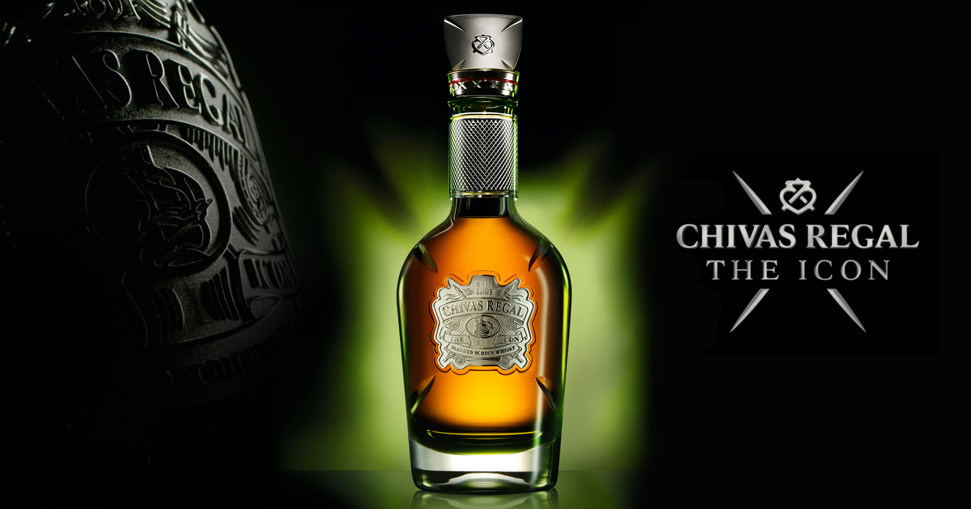 Chivas Regal The Icon The Whisky Exchange