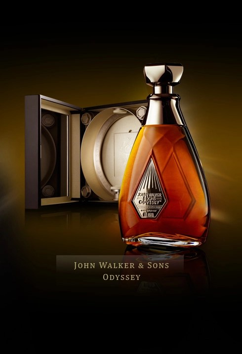 Johnnie Walker The Collection