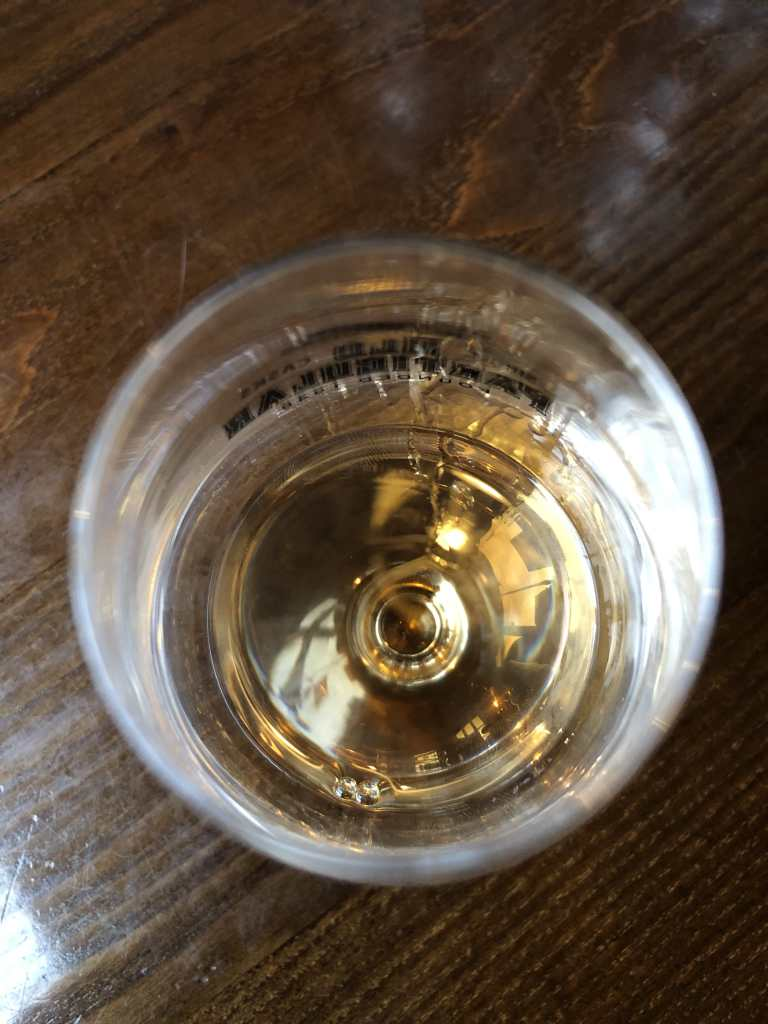 Tomatin in the glass