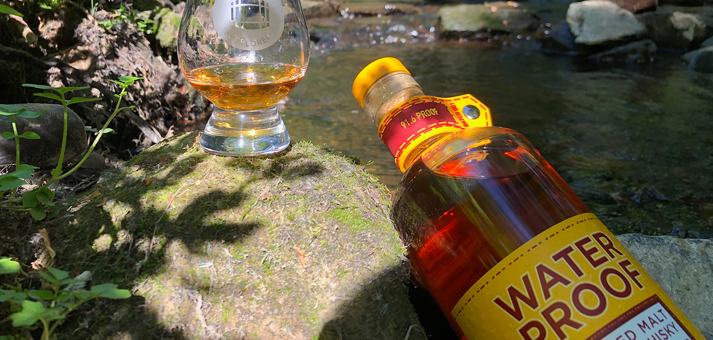 Waterproof – Blended Malt Scotch Whisky