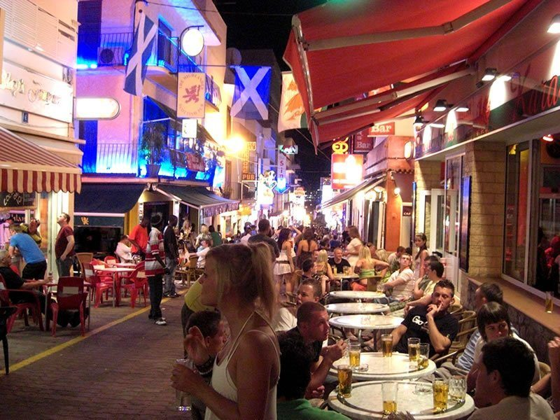 A Middle Aged Guide To The West End San Antonio Ibiza