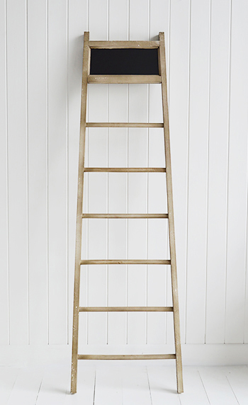 Dorchester Quilt Ladder Or Clothes Stand From The White
