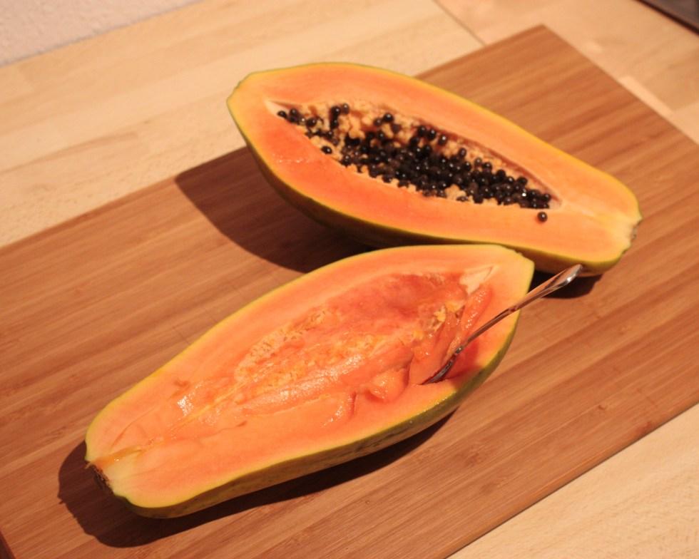 Verrückt nach Papaya | Mi-Mini