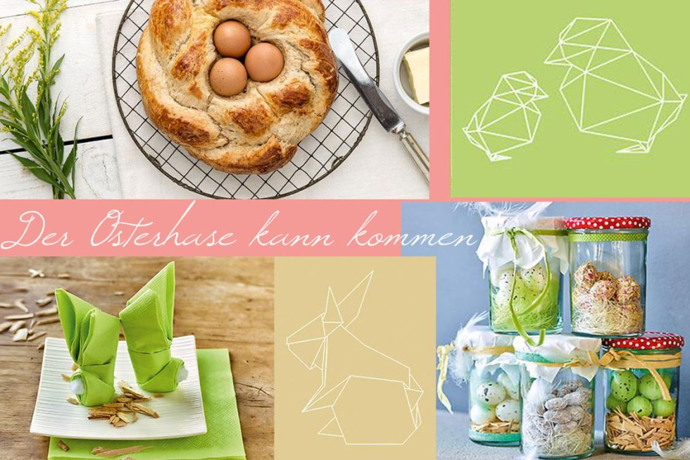 Ei, was es da alles für schöne Ideen zu Ostern gibt! | Mi-Mini