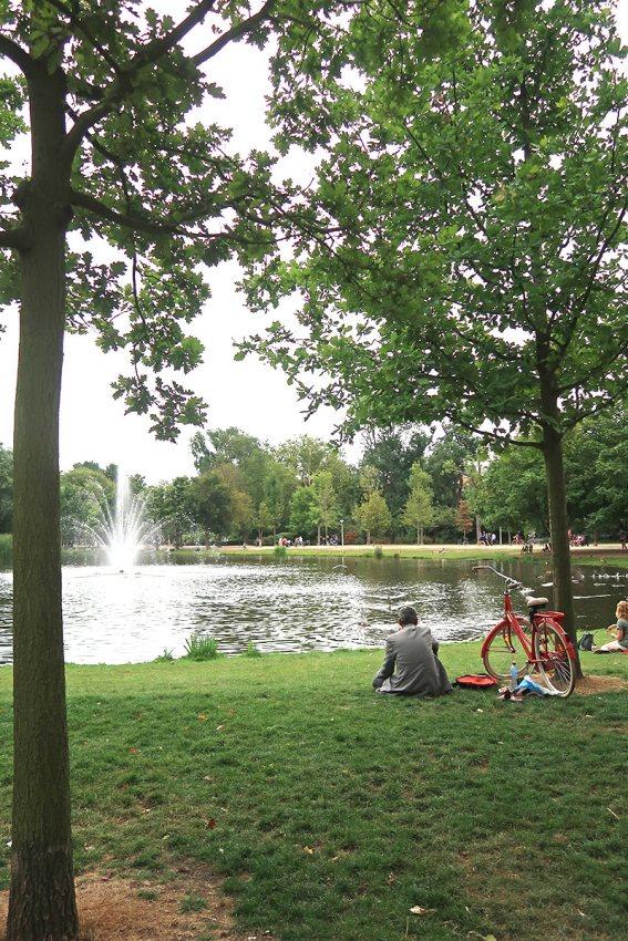 Der Vondelpark