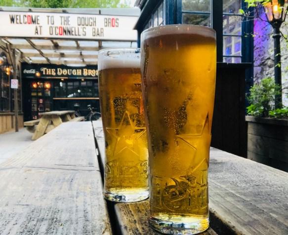 Ein Feierabend Bier @ O'Connels Bar