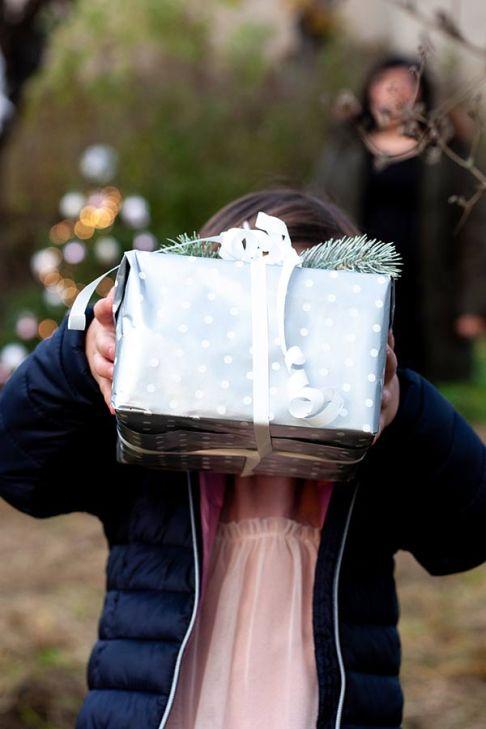 Weihnachtspäckchen